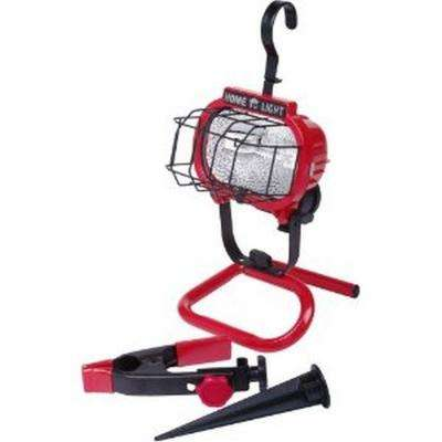 250-Watt Halogen Heavy-Duty Portable Work Light