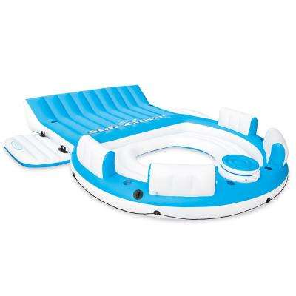 Splash'N Chill Island Pool Float