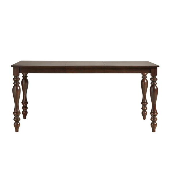 HomeSullivan Loma Alta Rich Cherry Extendable Dining Table
