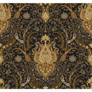 York Wallcoverings Waverly Classics Byzance Wallpaper by York Wallcoverings
