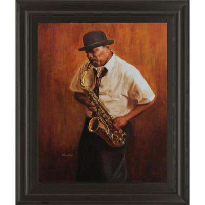 """22 in. x 26 in. """"Promotional Line 22X26"""" Framed Printed Wall Art"""