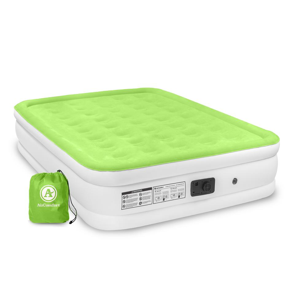 Dream Easy Queen Size Raised Air Mattress