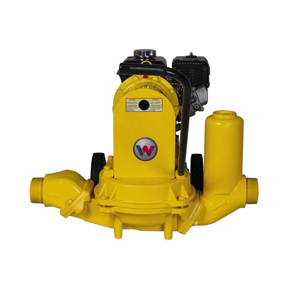 Wacker 3.5 HP 3 inch Diaphragm Pump with Honda Engine by Wacker