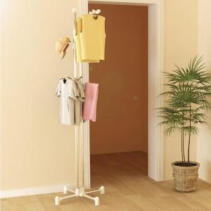 Furinno Yijin White Multi-functional Coat Rack by Furinno