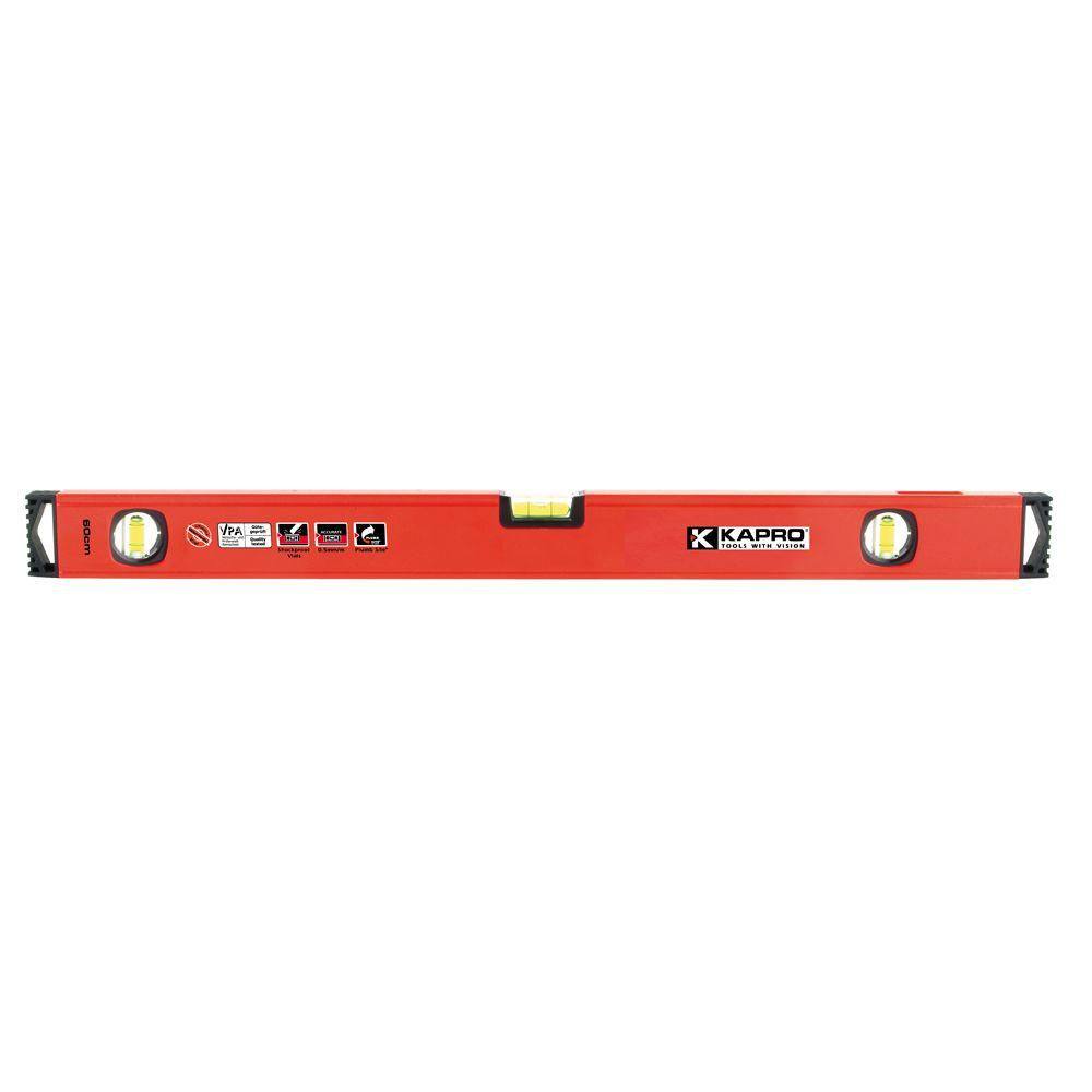 Kapro 150-81-72 I-Beam Level with Plumb Site 72-Inch