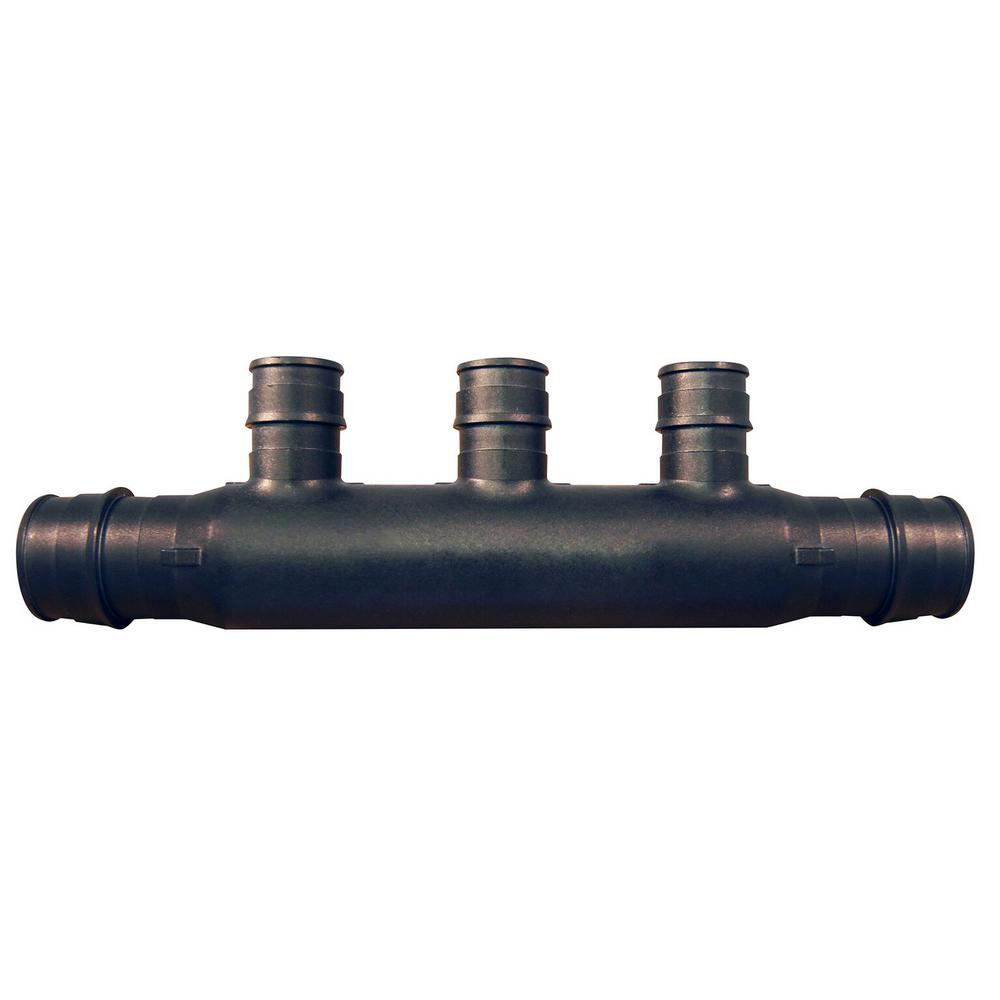 3/4 in. Poly-Alloy PEX-A Expansion Barb Inlets x 1/2 PEX-A Expansion
