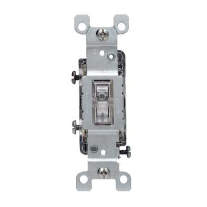 clear leviton switches r50 01461 0lc 64_300 leviton 1 25w 125v combination switch with neon pilot light, white leviton 5226 wiring diagram at fashall.co