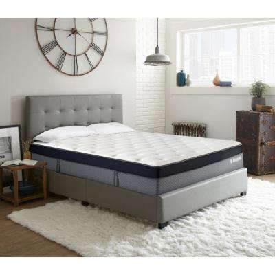 Natural Spring 12 in. Norwich Queen Medium Plush Hybrid Mattress