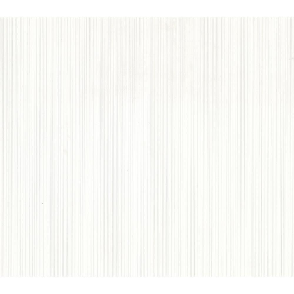 Aemelia Ivory Stripe Wallpaper