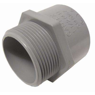 1/2 in. Male Terminal Adapter (15-Pack)