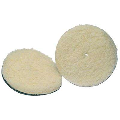 6 in. Lambswool Pads (2-Pack)
