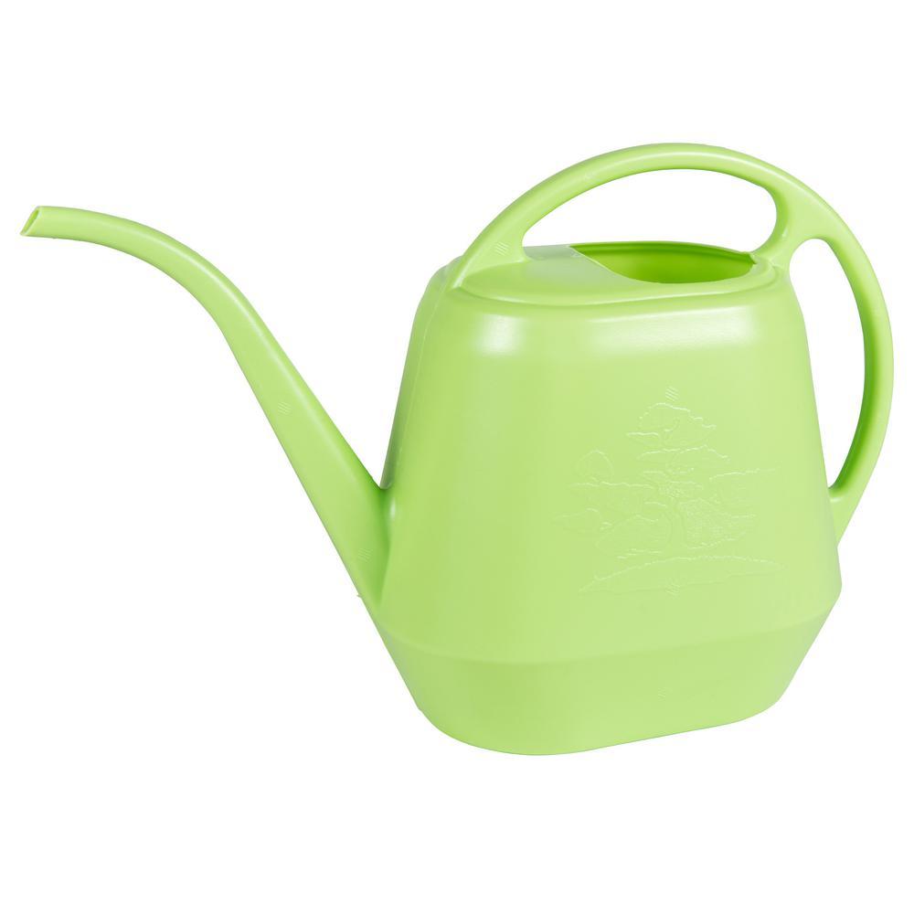 56 oz Honey Dew Watering Can Plastic Aqua Rite