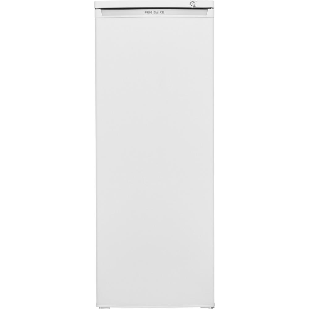 5.8 cu. ft. Upright Freezer in White
