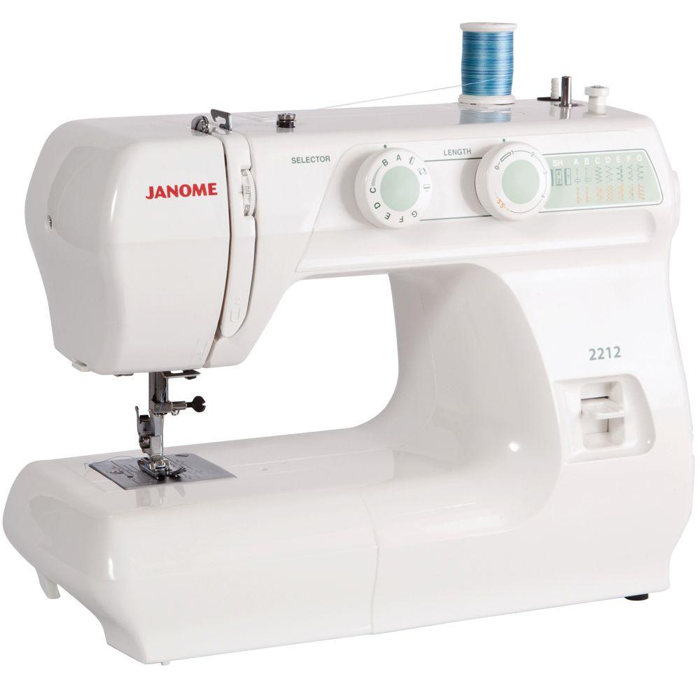 Janome 12-Stitch Sewing Machine