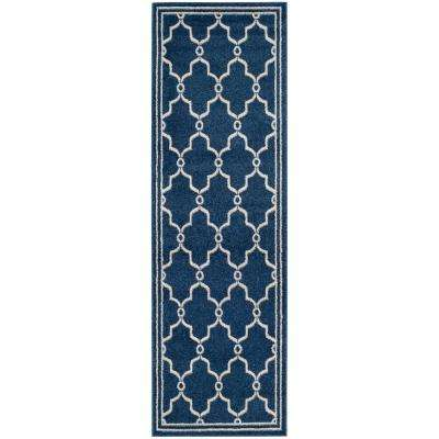 Runner - Blue - Outdoor Rugs - Rugs - The Home Depot