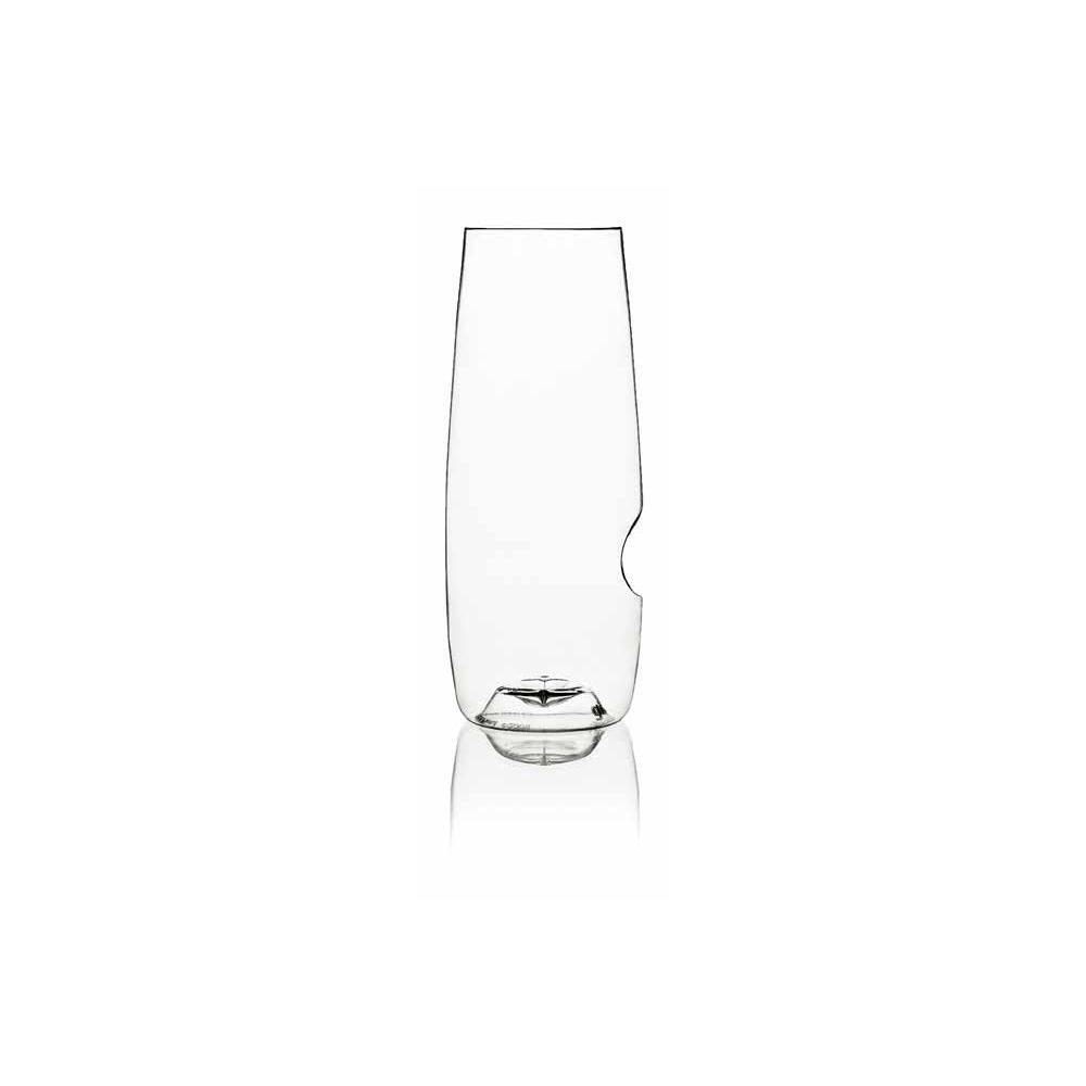 8 oz. Medium Bodied Flute Glass (Set of 4)