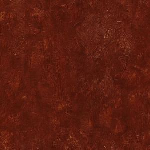 Brewster Angelo Red Plaster Texture Wallpaper by Brewster