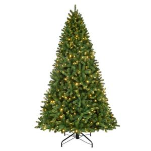Deals on Home Accents Holiday Artificial Trees and Wreaths from $64.35
