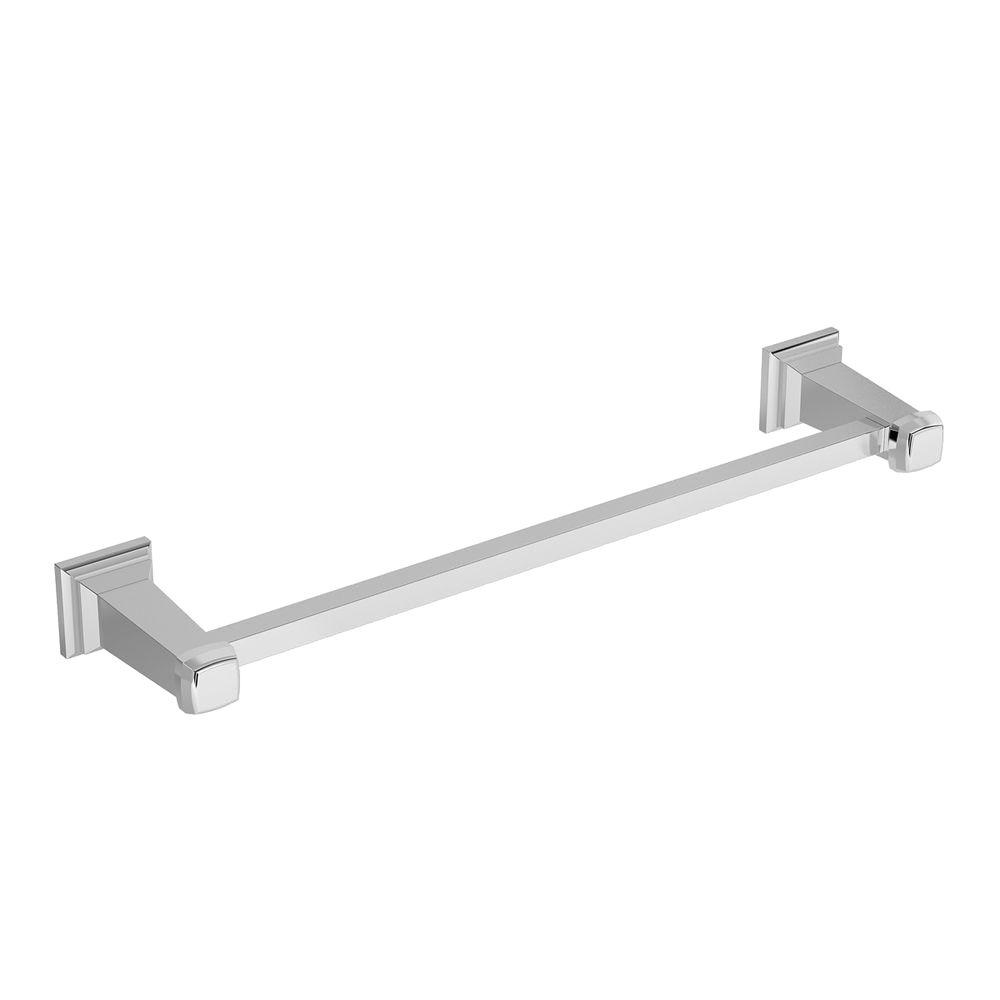 Symmons Oxford 24 in. Towel Bar in Chrome