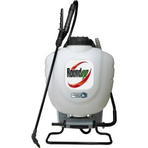 Roundup Multi-Use Back Pack Sprayer by Roundup