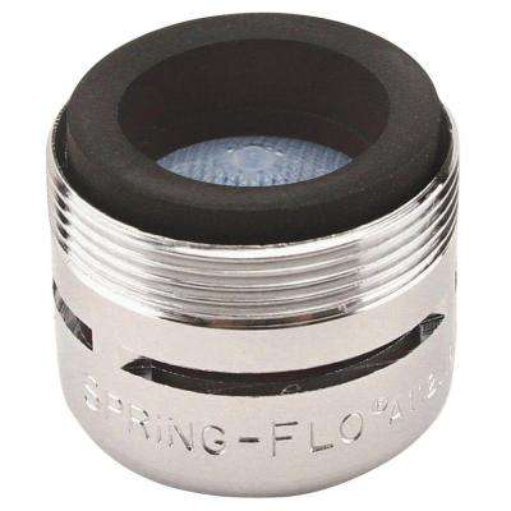1.8 GPM Dual-Thread Spring-Flo Ultra PCA Water-Saving Faucet Aerator
