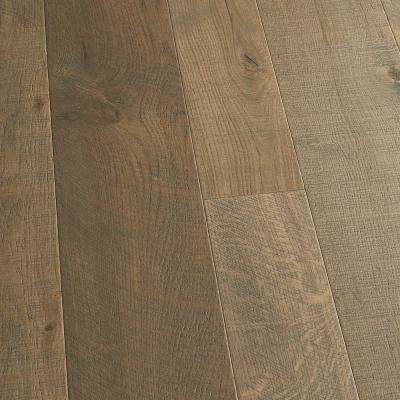 French Oak Half Moon 3/8 in. T x 4 in. and 6 in. W x Varying Length Engineered Hardwood Flooring (19.84 sq. ft./case)