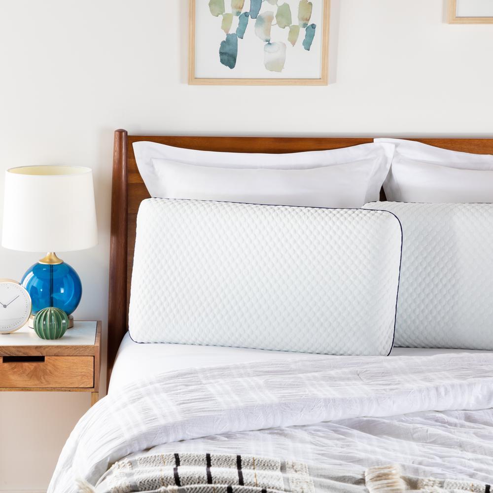 AlwaysCool Gel Memory Foam Standard Pillow