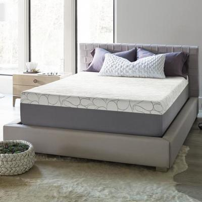 14 in. Queen Memory Foam Mattress with SurfaceCool Gel