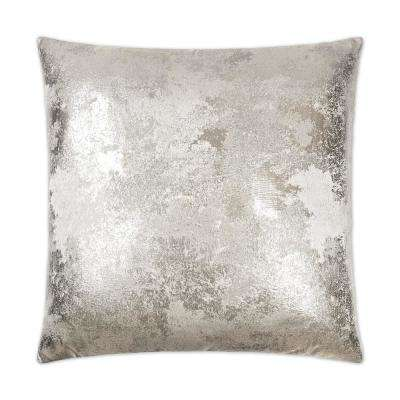 Nikko Feather Down 24 in. x 24 in. Standard Decorative Throw Pillow