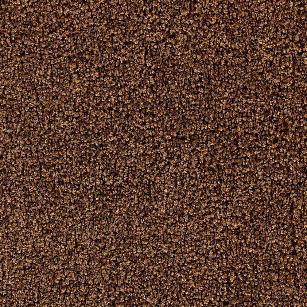 Martha Stewart Living Weston Park Nutmeg - 6 in. x 9 in. Take Home Carpet Sample-DISCONTINUED