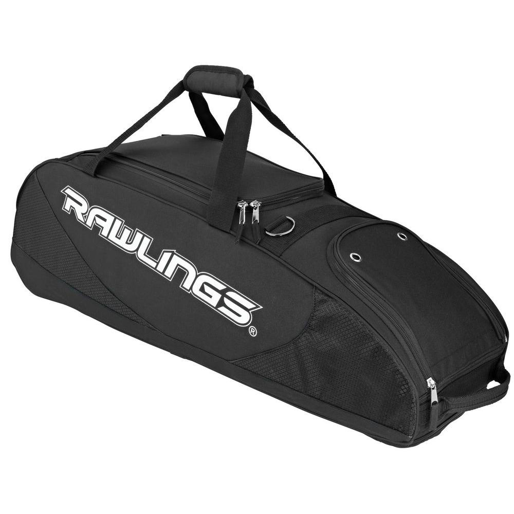 null Player Preferred PPWB Travel and Luggage Case for Baseball, Softball - Black