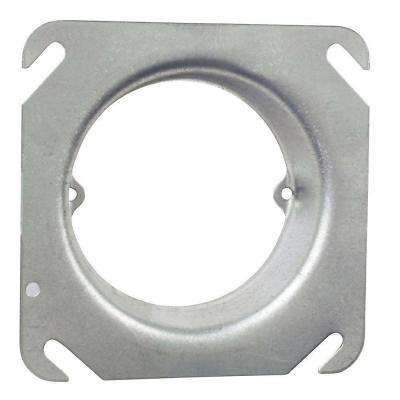 4 in. Steel Square Mud Ring (Case of 25)