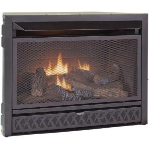 Vent Free Gas Fireplace Insert VFB32   The Home Depot