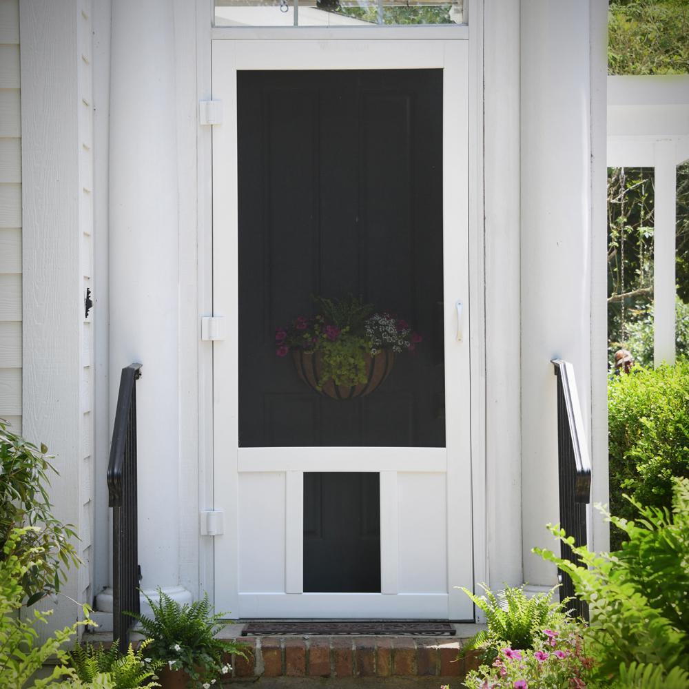 Vinyl Chesapeake Door