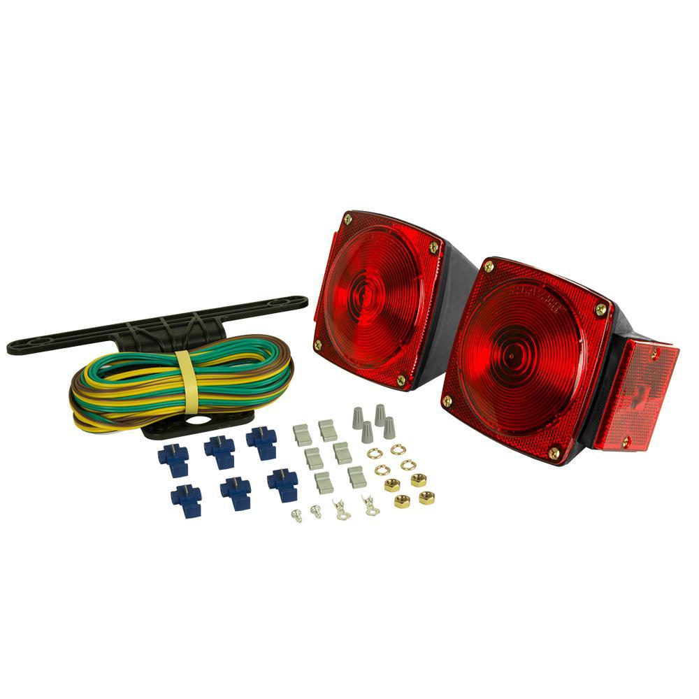 Blazer Blazer LED Wireless Magnetic Towing Light Kit-C6304