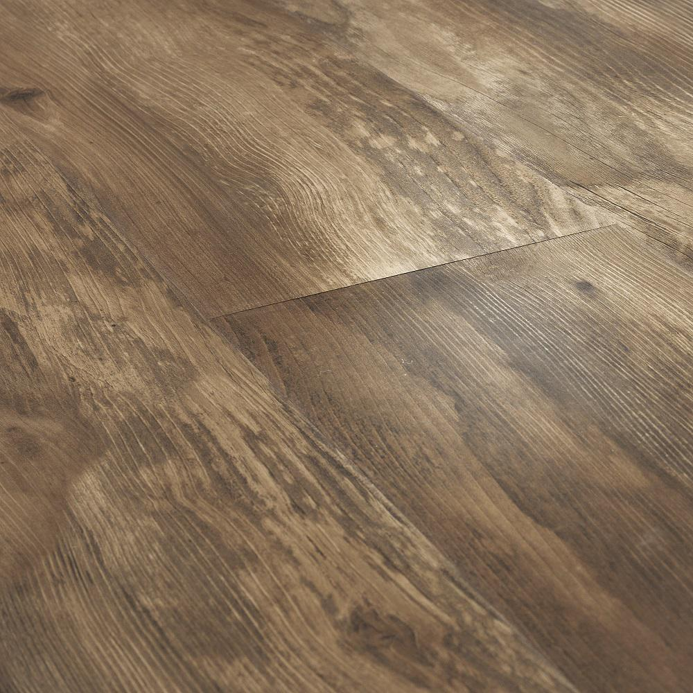 Wood Laminate Flooring Lifting: Pergo Outlast+Weathered Grey Wood 10 Mm Thick X 7 1/2 In