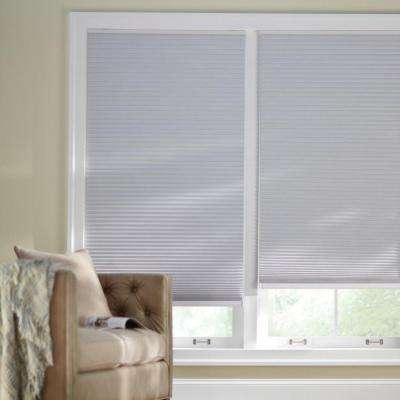 Cut-to-Width Blackout Cordless 9/16 in. Cellular Shade