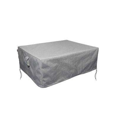 Platinum Shield Outdoor Rectangular Fire Table Cover