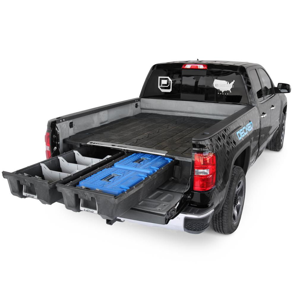 1992 toyota pickup bed size