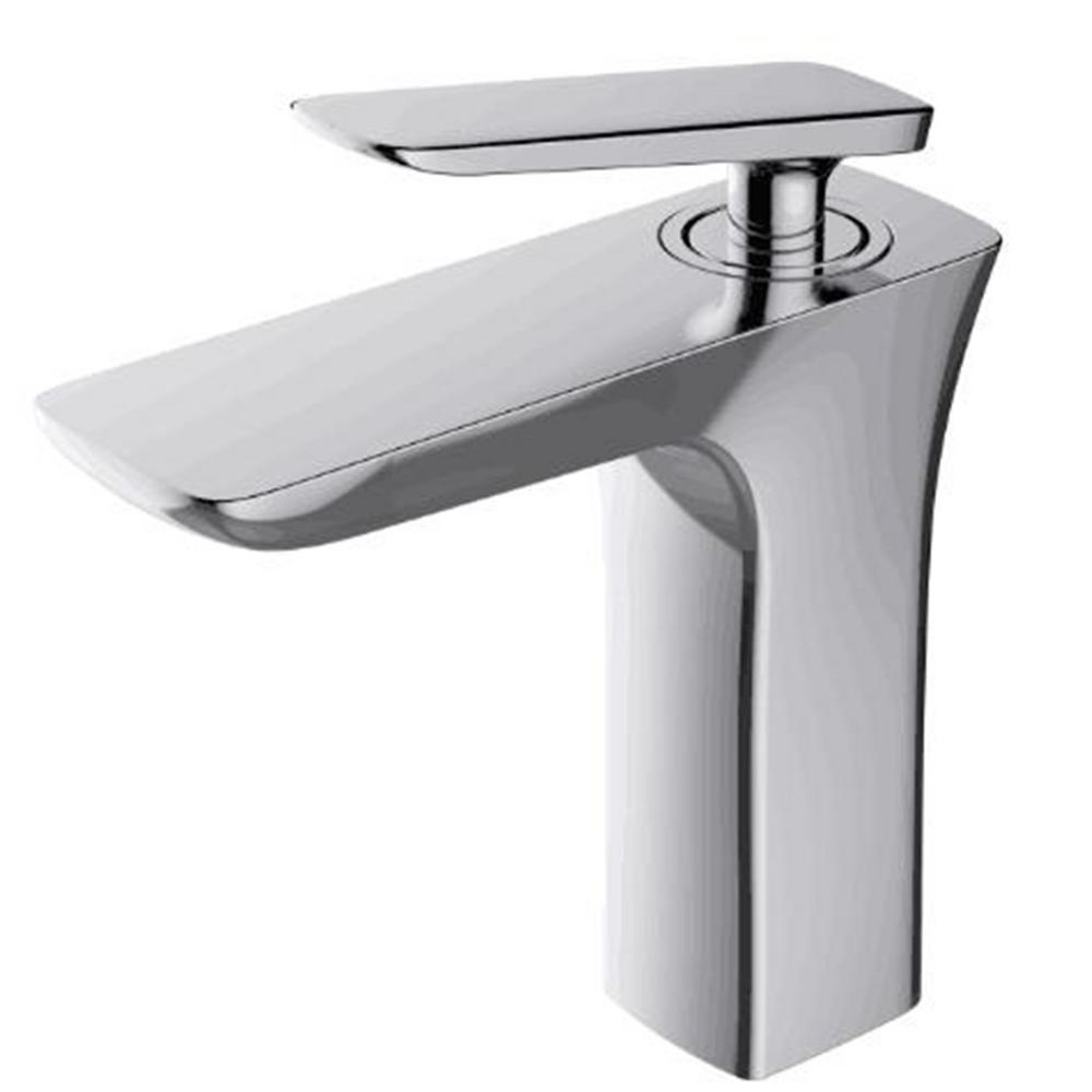 Y Decor Luxurious Single Hole Single-Handle Bathroom Faucet in ...