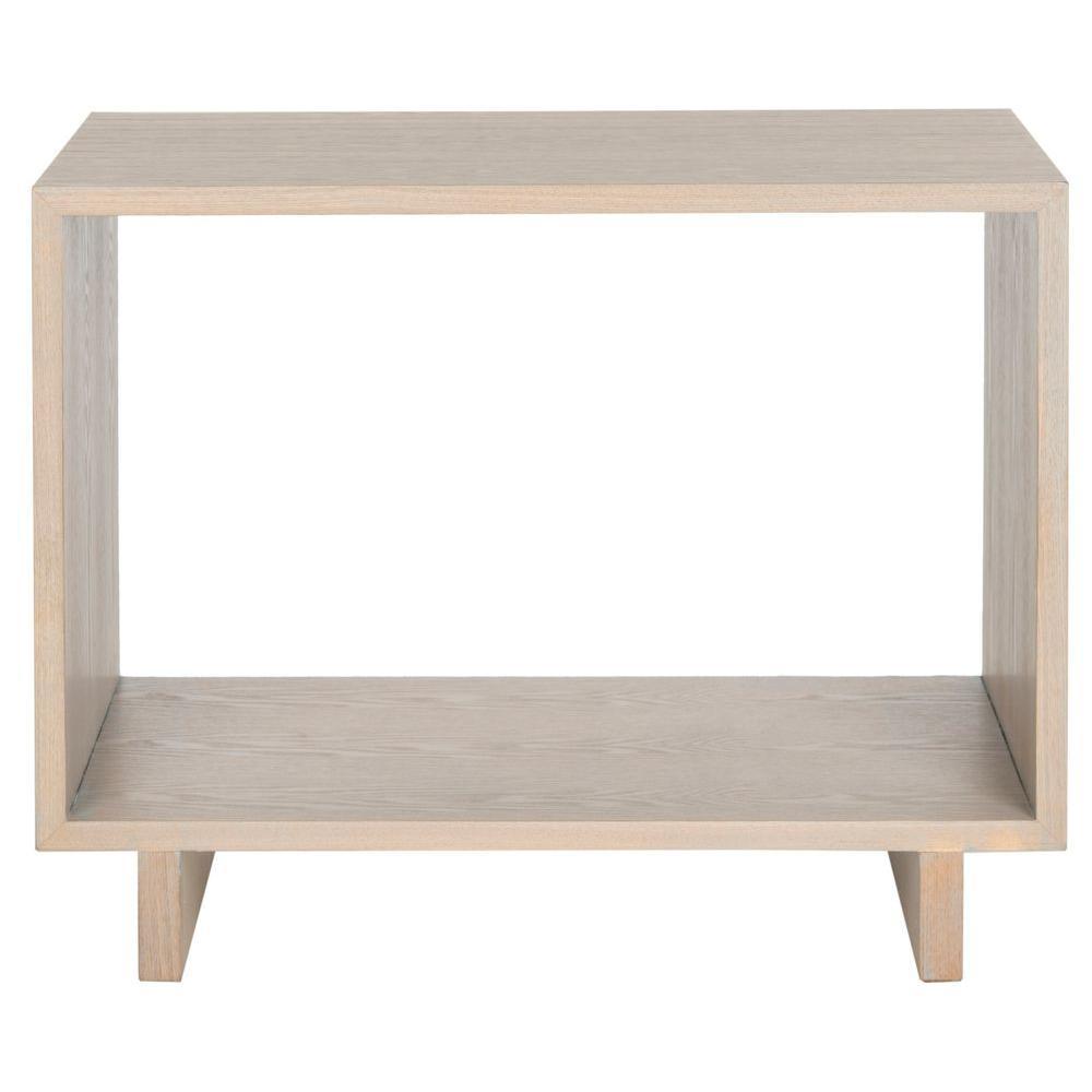 Raylan Gray End Table