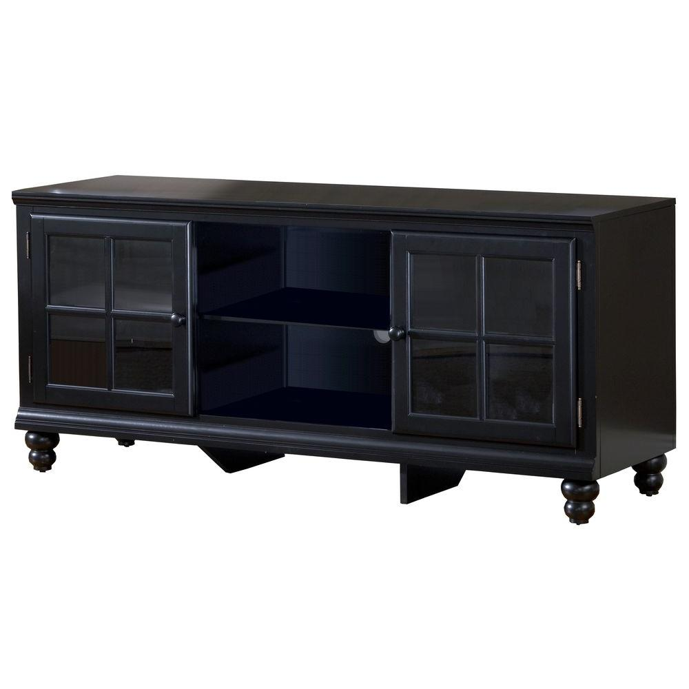 Hillsdale Furniture Grand Bay 61 in. Entertainment Console-DISCONTINUED