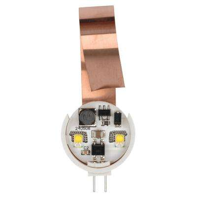 Star Lights LED Replacement for G4 Bi-Pin Halogen Side Pin, 160 Lumens