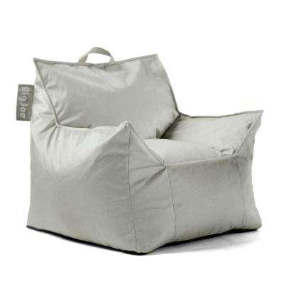 Kids Mitten Chair Fog Lenox Bean Bag