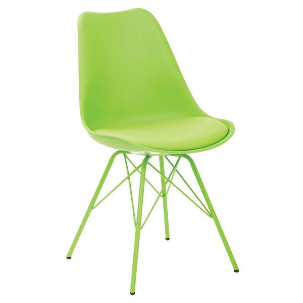 OSP Home Furnishings Emerson Green Side Chair EMS26G-6