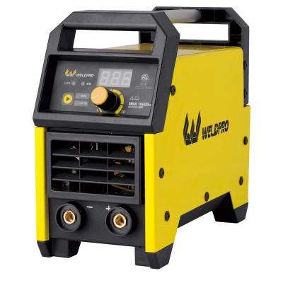 160 Amp Inverter Stick/Lift TIG Welder with Dual Voltage