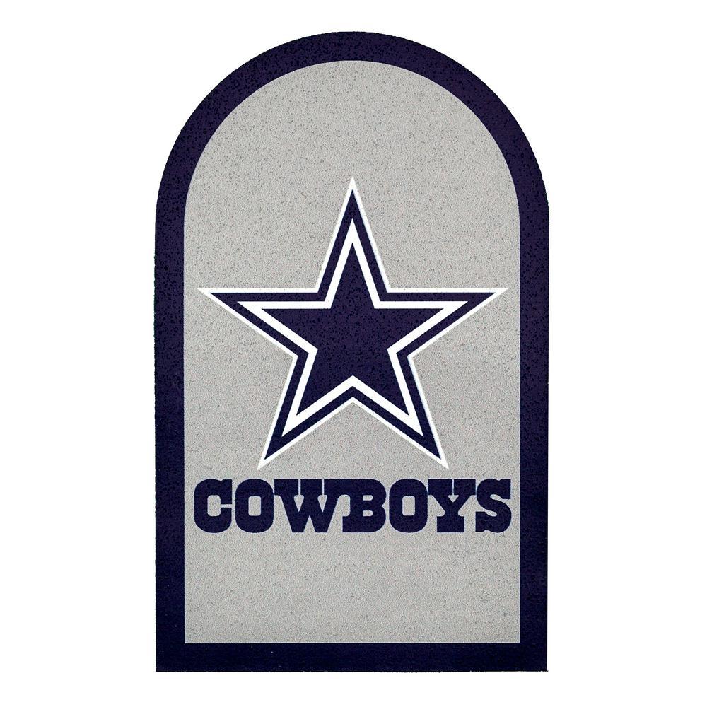 Nfl Dallas Cowboys Mailbox Door Logo Graphic