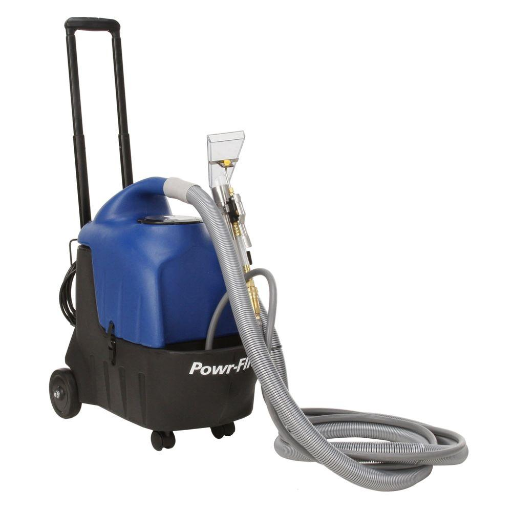 portable carpet cleaner spotter with auto detailer tool