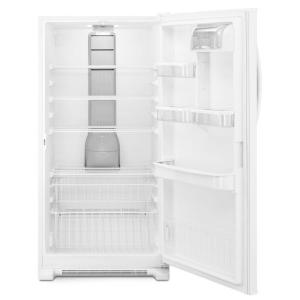 white whirlpool upright freezers wzf79r20dw c3_300 whirlpool 19 7 cu ft frost free upright freezer in white  at edmiracle.co