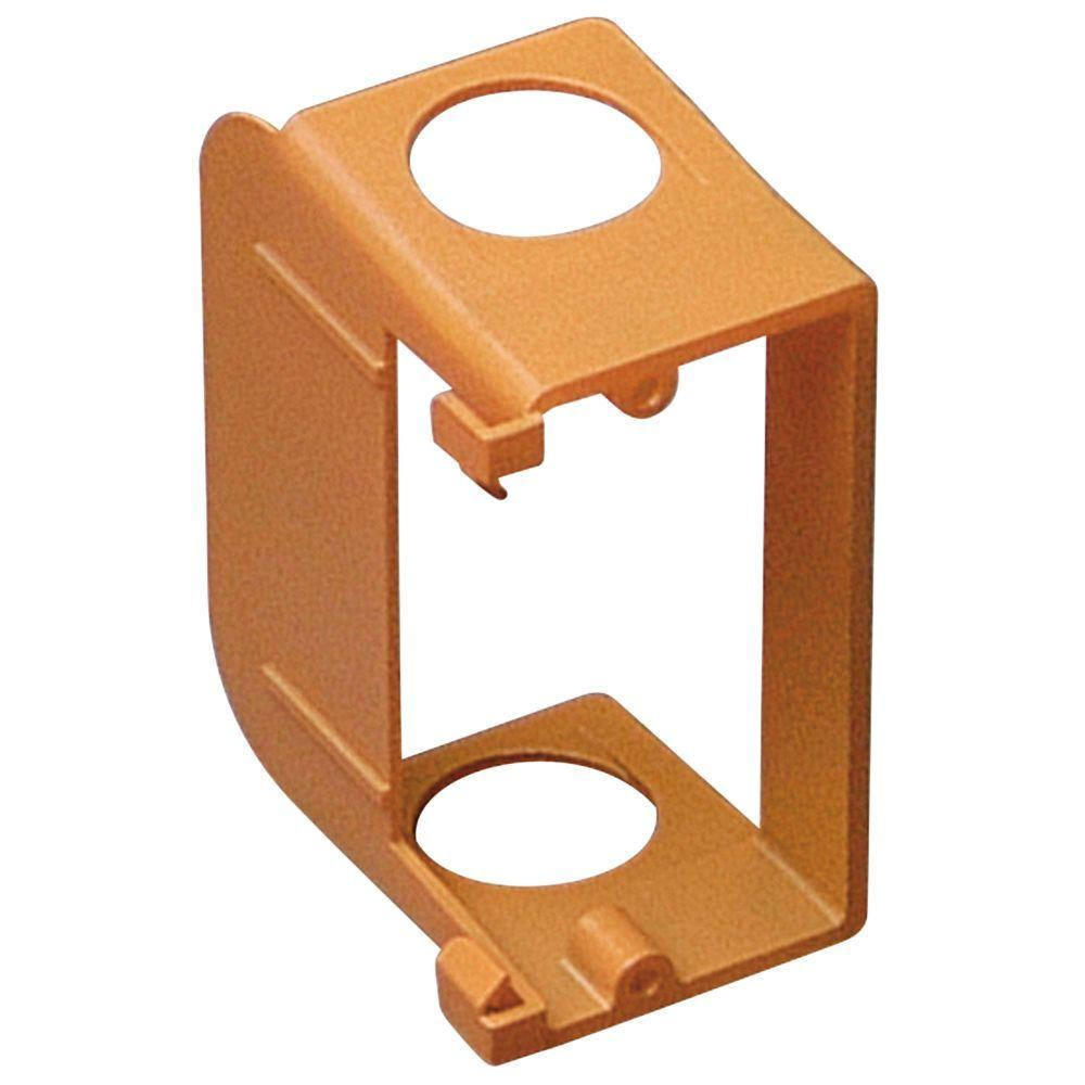 null 1-Gang Low-Voltage Add-On Bracket